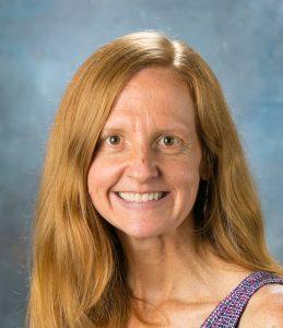 headshot of Dr. Katy Strzepek