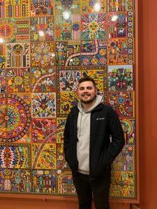 Illinois State student Victor Brito