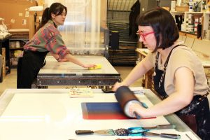 lithographic printing