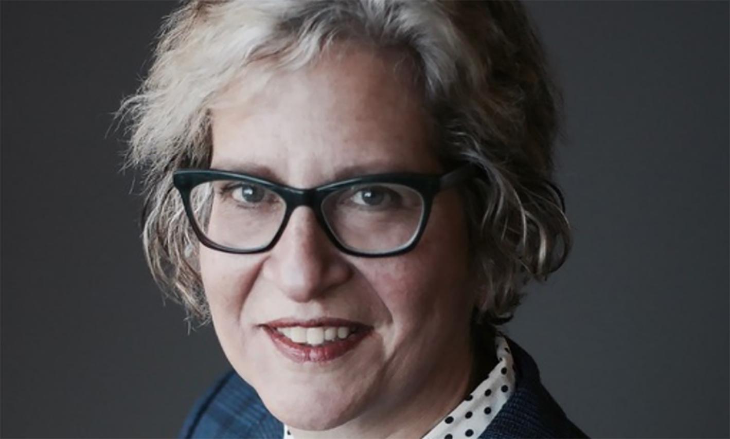 headshot of Arlene Stein