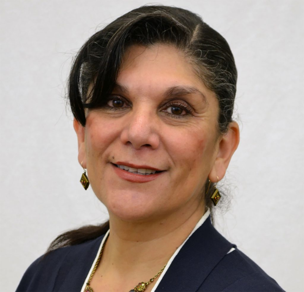 headshot of Marcela Lopez, Spanish Lecturer