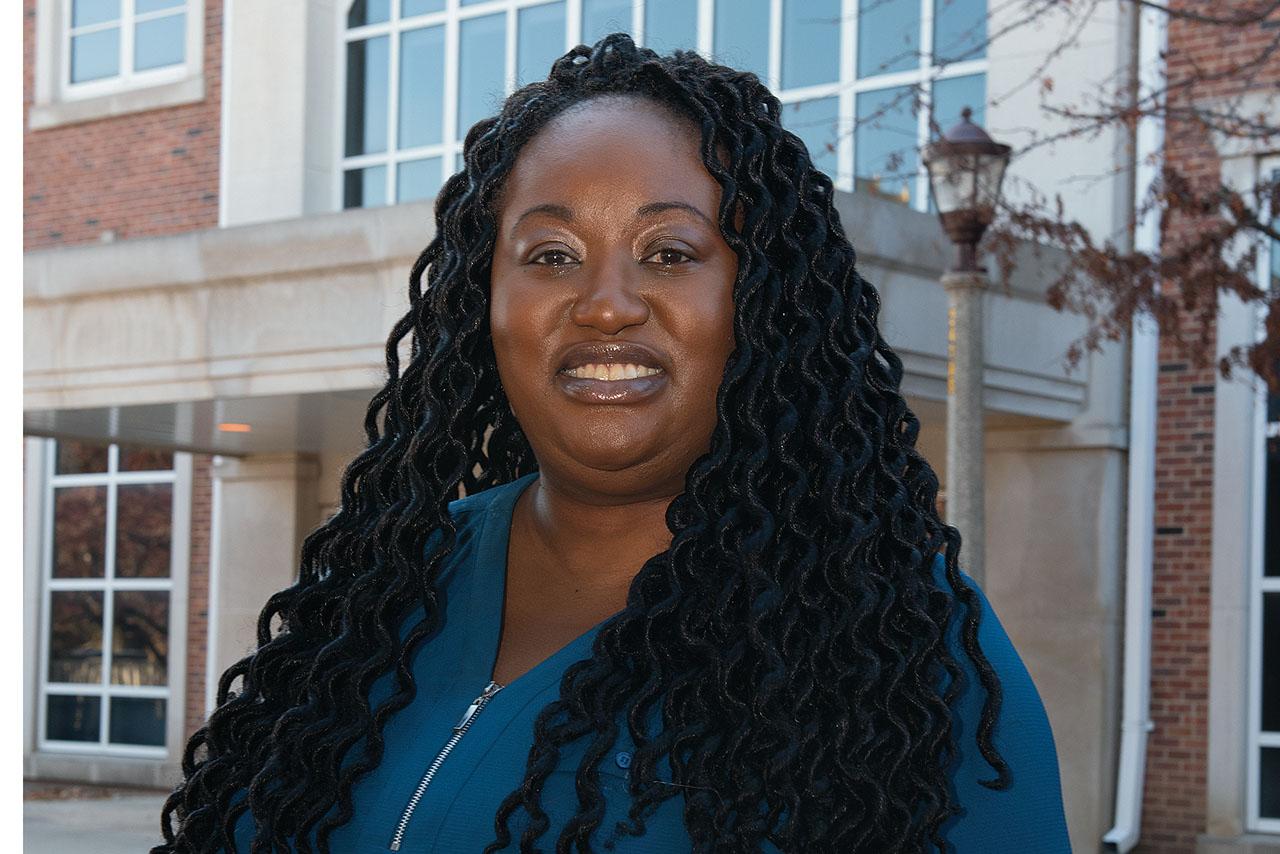 headshot of Dr. Miltonette Craig
