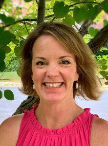 headshot of Dr. Jennifer Friberg