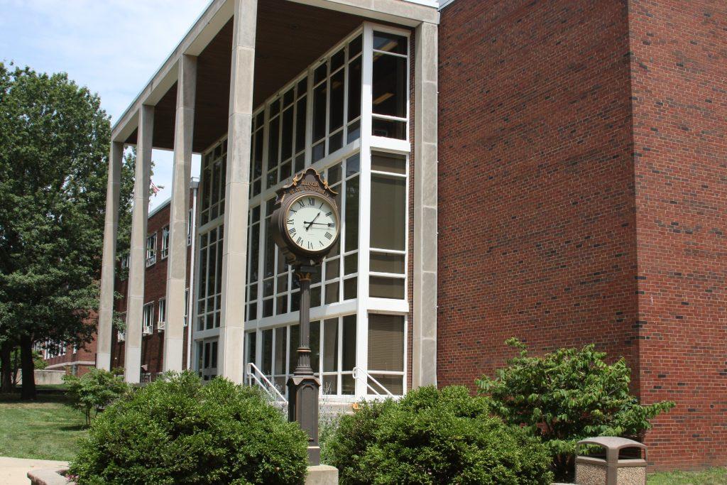 Old Union at Illinois State University