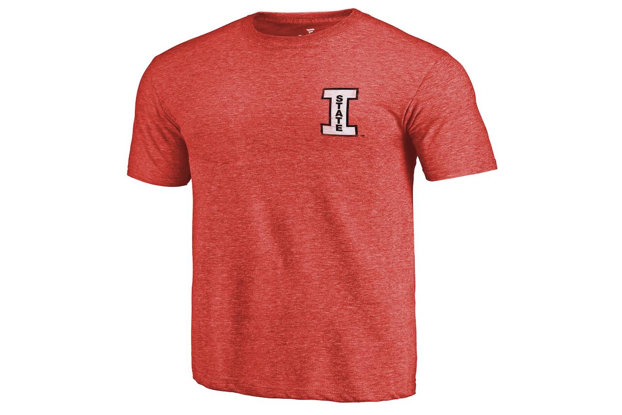 I-State vintage logo t-shirt