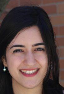 headshot of Ladan Bahmani