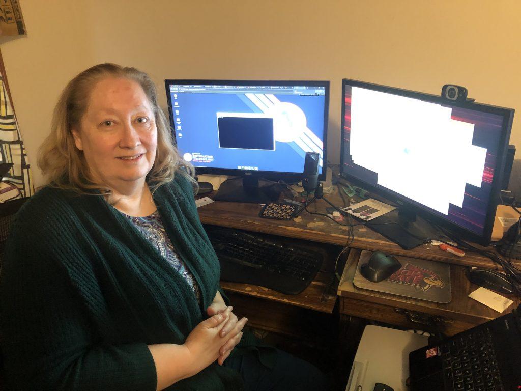 School of Information Technology professor. Dr. Mary Elaine Califf