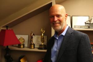 Dr. Brent Simonds, professor & mass media program coordinator.