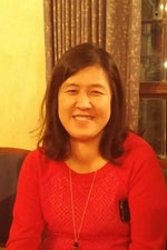 headshot of Dr. Suejung Han