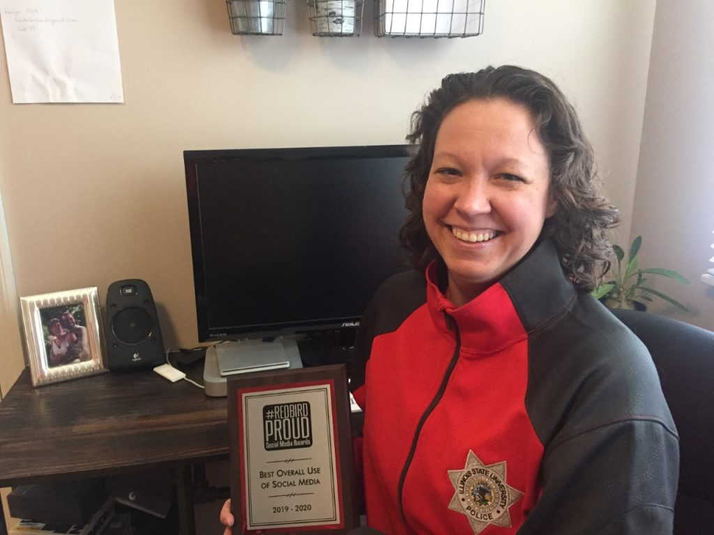 Laura Fox and award