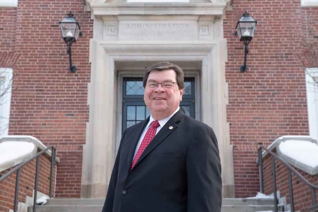 President Dr. Larry H. Dietz