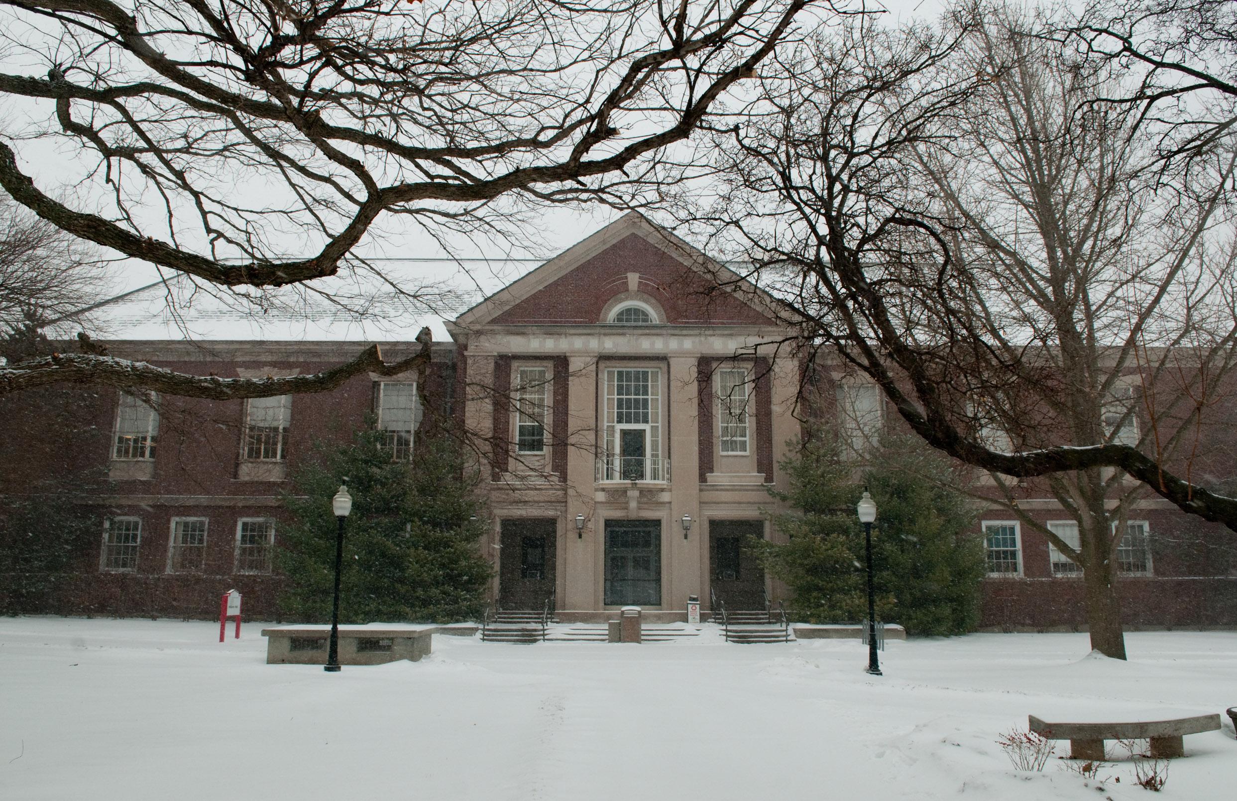 Williams Hall