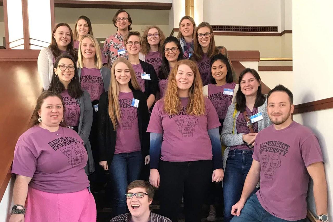 ISU NAEA Student Chapter wins 2020 Outsanding Student Chapter Award