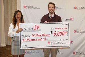 Duwelius wins Startup Showcase