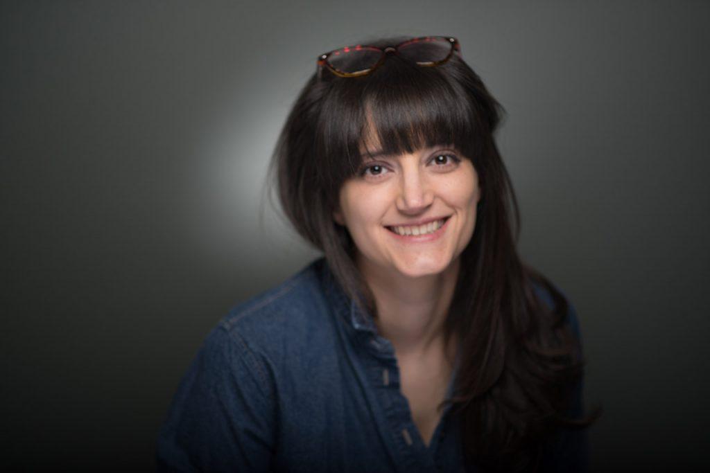 Headshot for alumna Christina Leineke