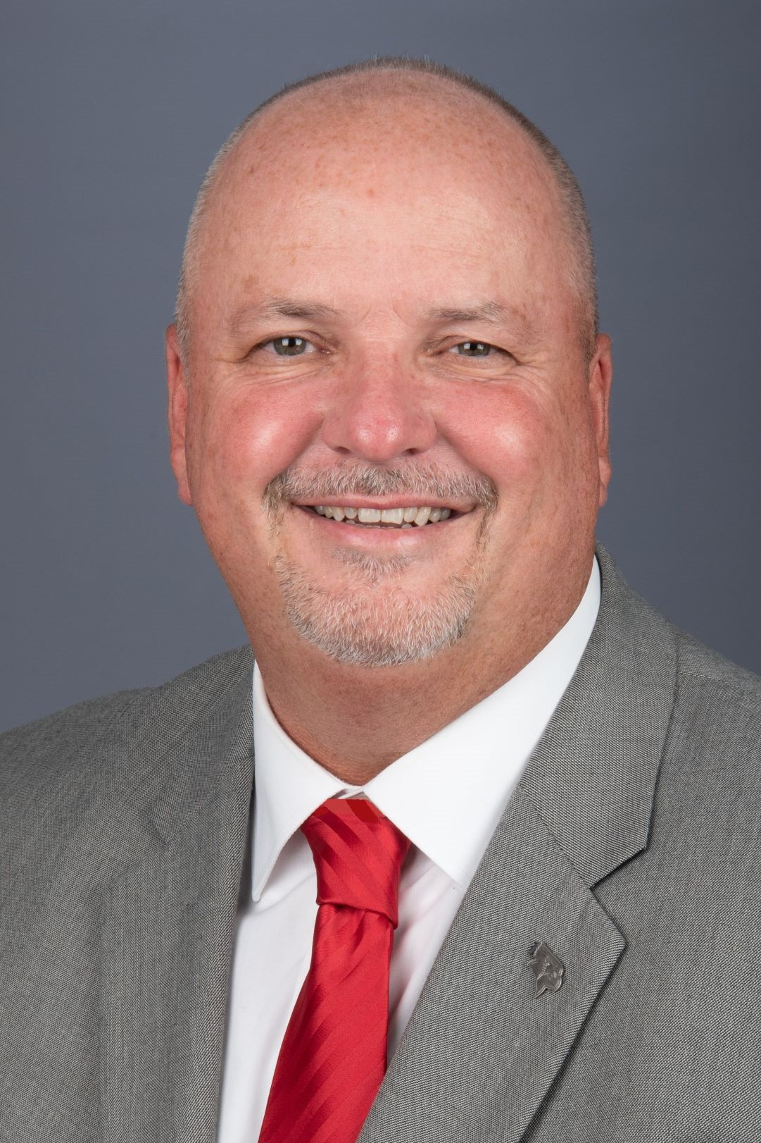 headshot photo of Brent Beggs