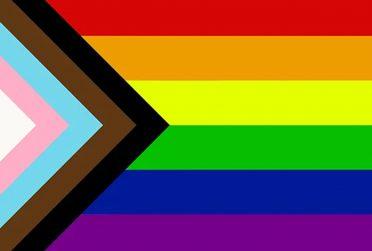 Progress Pride Flag created by Daniel Quasar