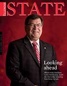 Illinois State Magazine, August 2014.