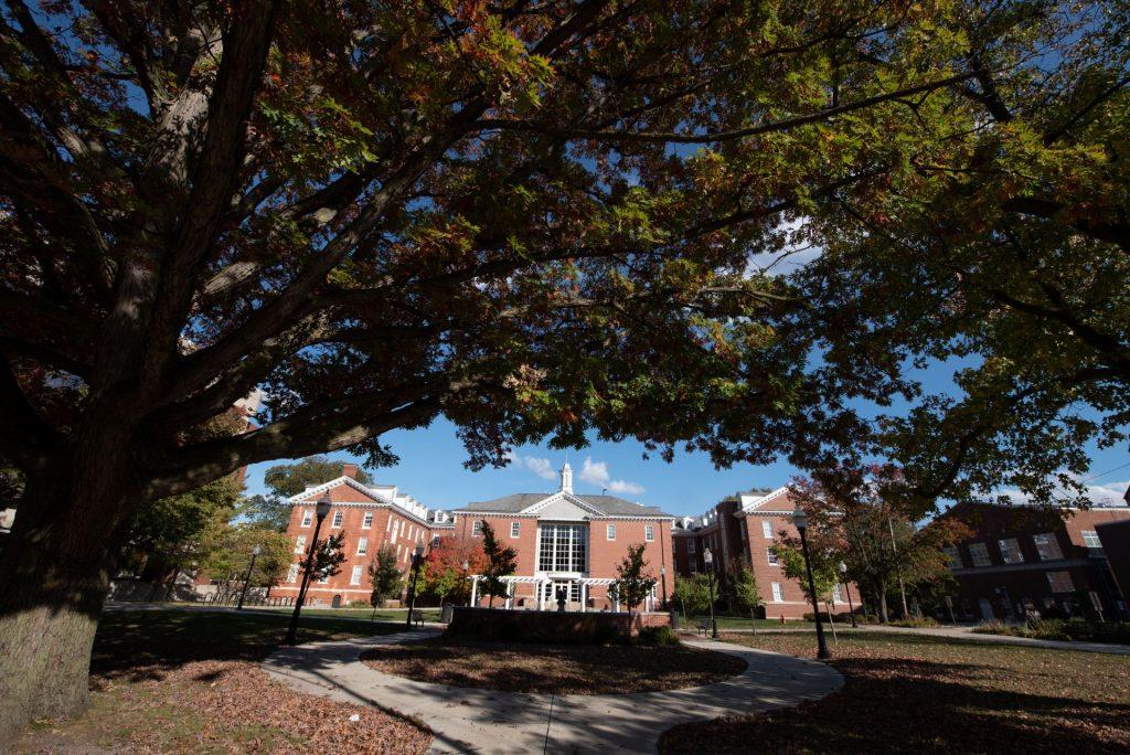 Image of ISU's campus