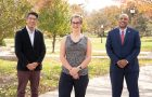 New faculty on Quad