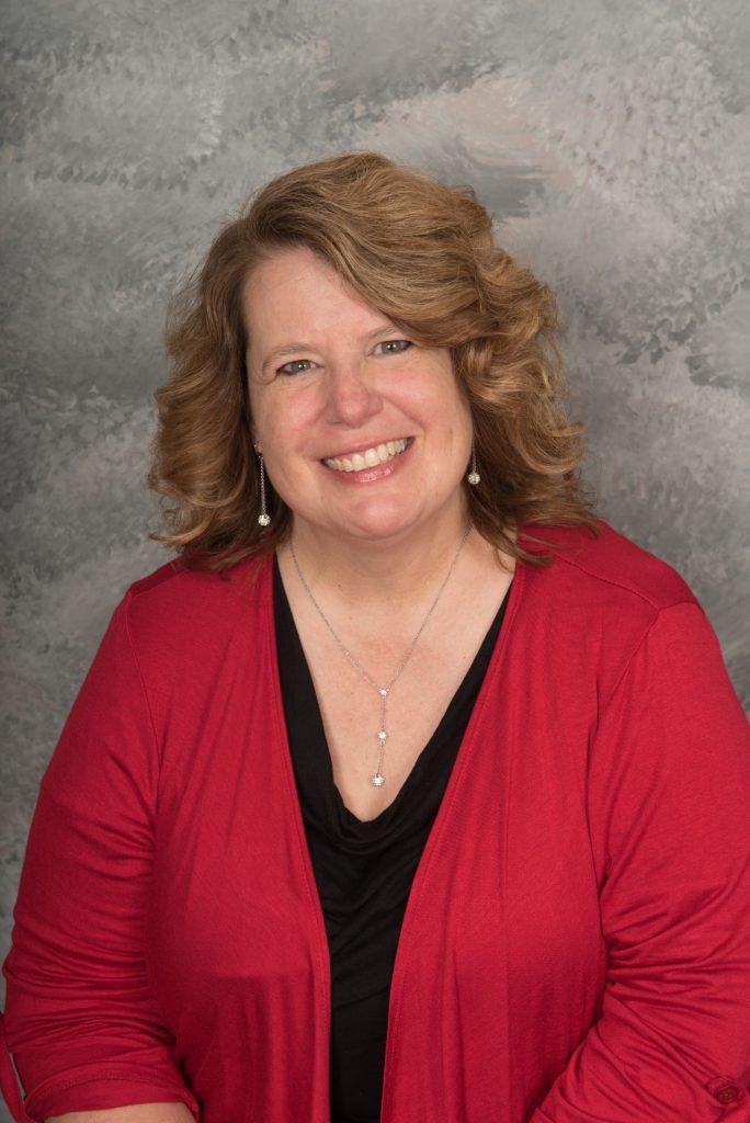 headshot of Sue Franzen