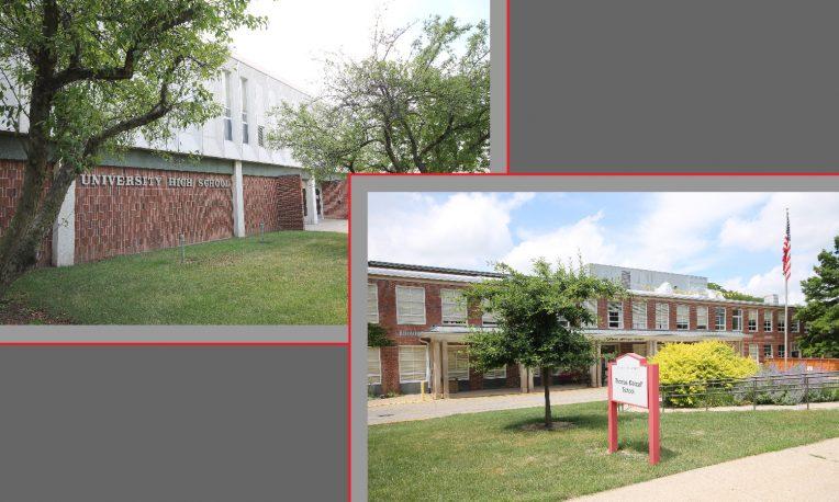 University High School and Metcalf School