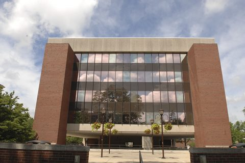 DeGarmo Hall