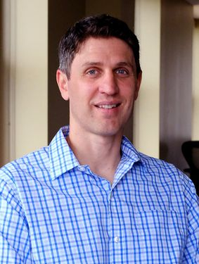 headshot of Dr. Aaron Charlton