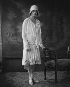 Jessie DePriest, wife of U.S. Representative Oscar DePriest. Public Domain.