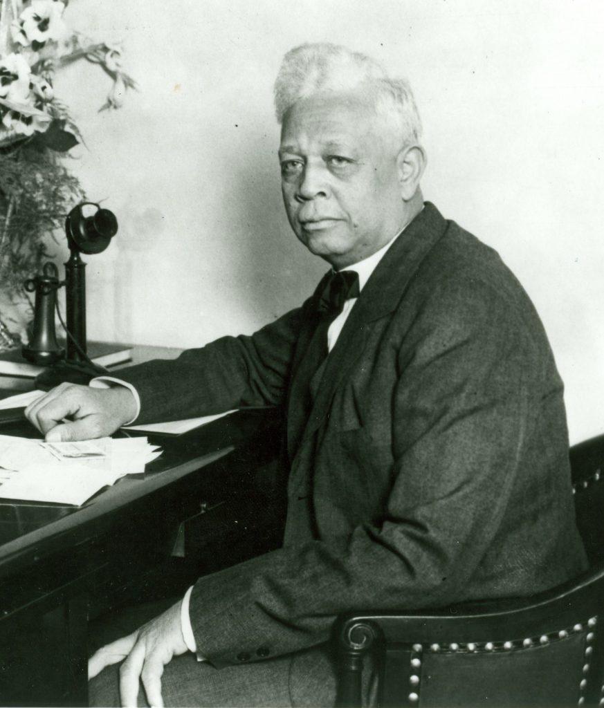 Oscar Stanton De Priest, member of the United States House of Representatives.