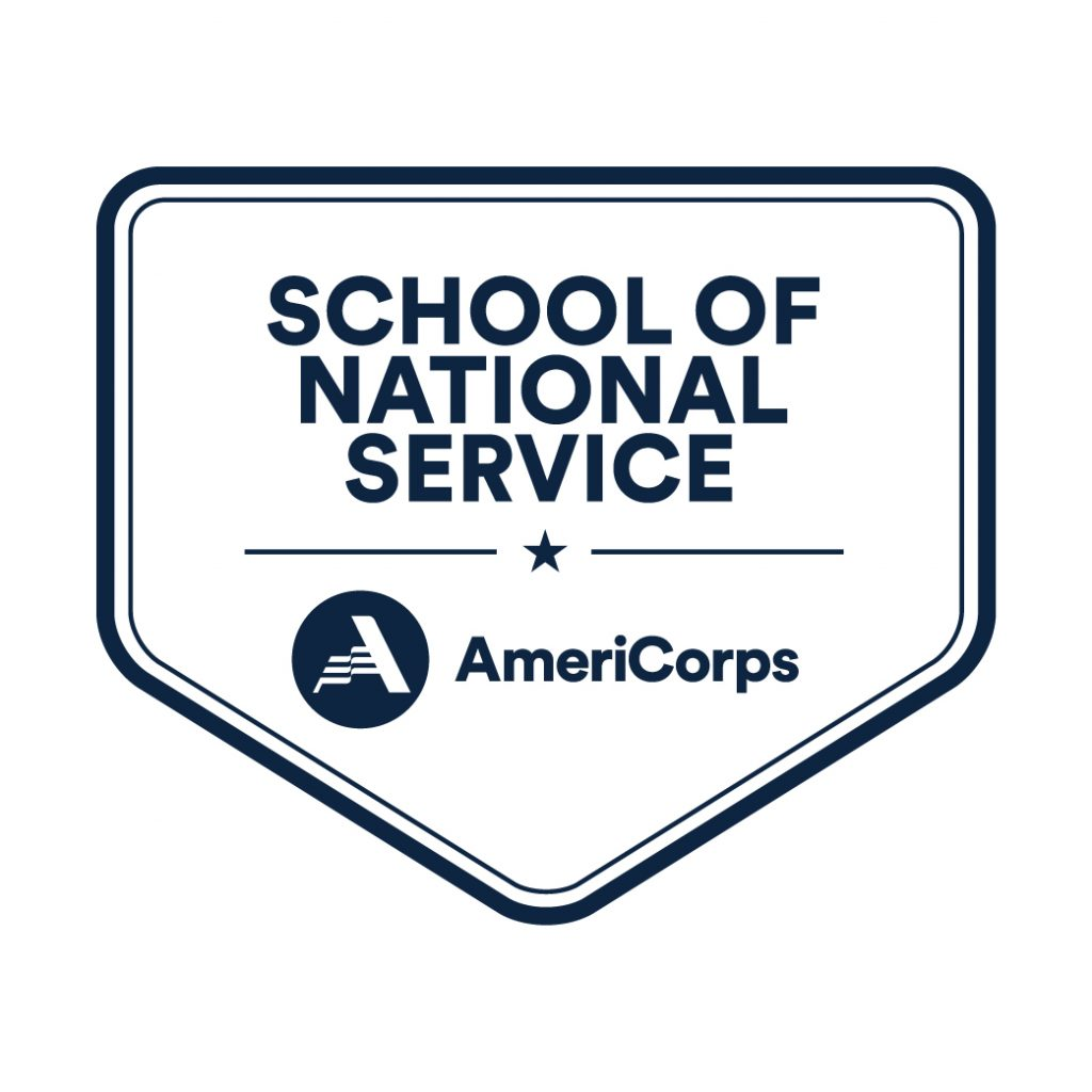 School of National Service graphic
