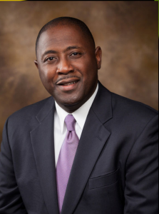 headshot of Dr. Calvin White Jr.