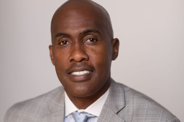 headshot of Dr. Tyrone Howard