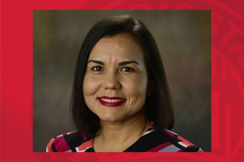 Headshot of Dr. Angela Calderon