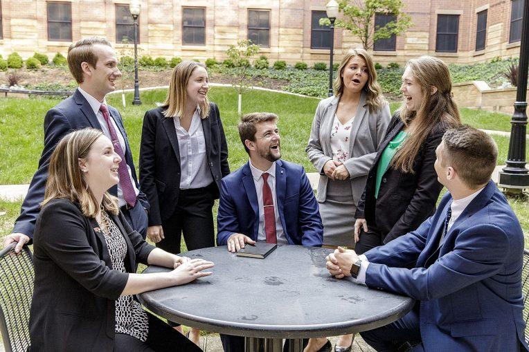 Business Week Team Members