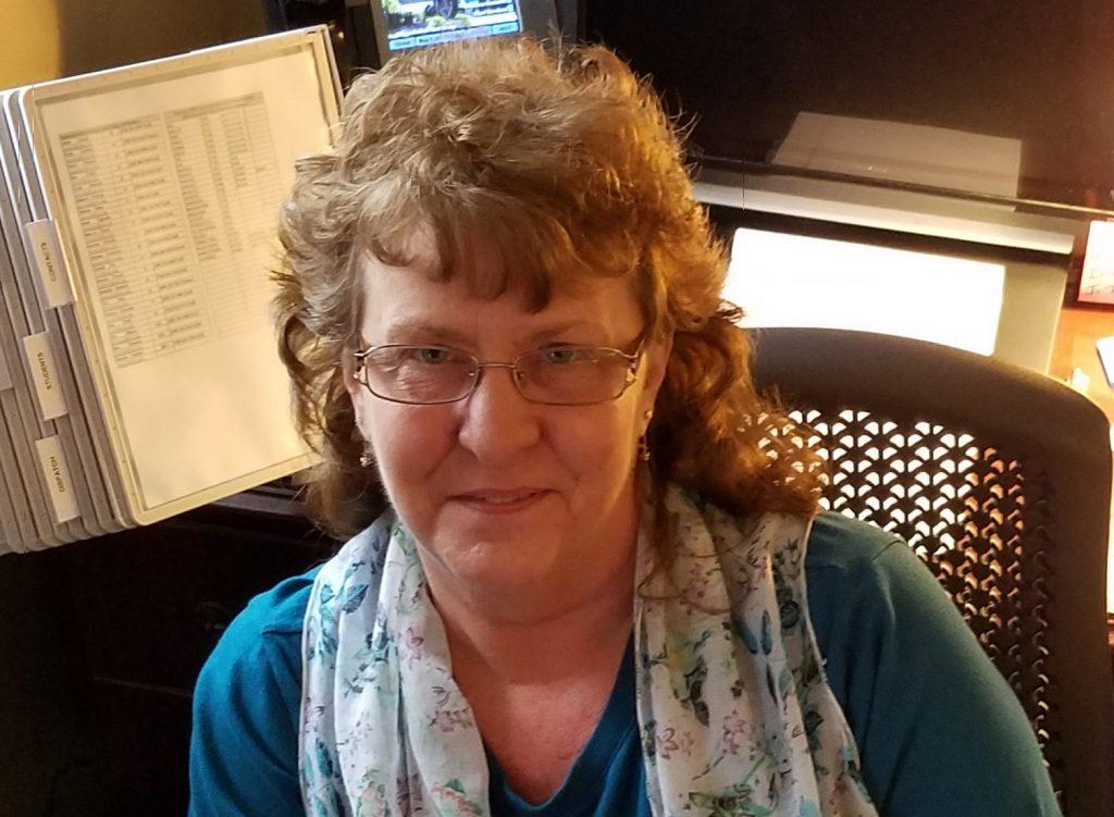 headshot of Mary Jo Kocar
