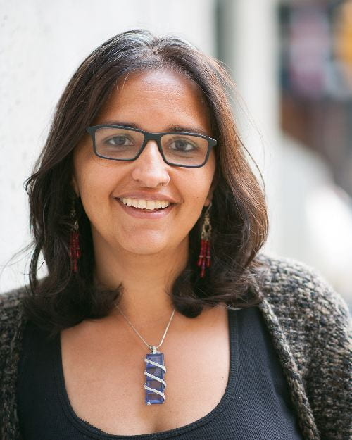 Photograph of Dr. Harsha Walia