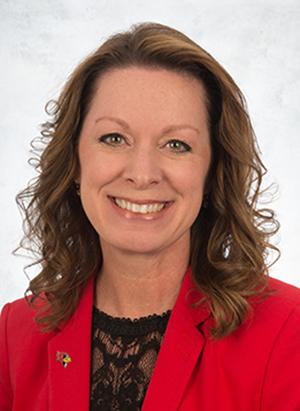headshot of Stacy Ramsey