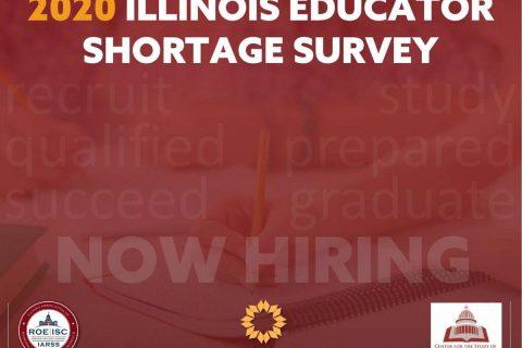 2020 Illinois Educator Shortage Survey Now Hiring