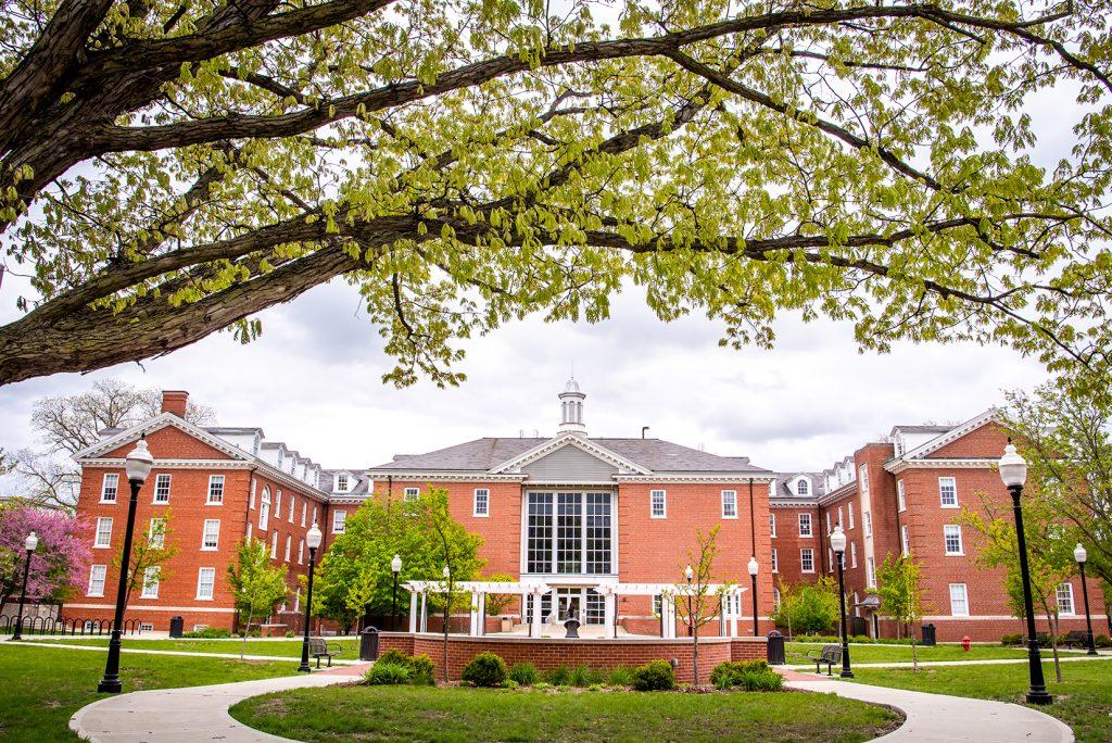 ISU's Fell Hall, home to the School of Communication