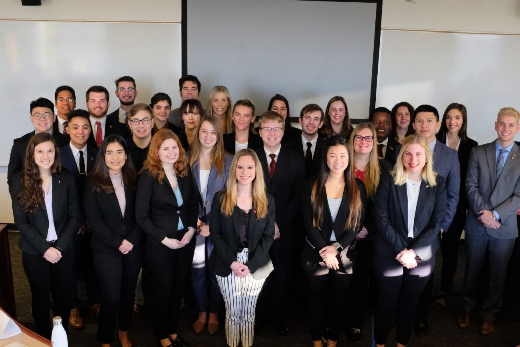 College of Business Executive Council