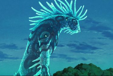animated creature from Princess Mononoke