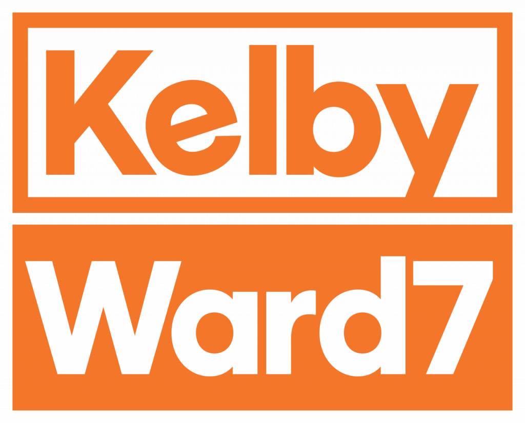 Kelby Ward7 campaign sign