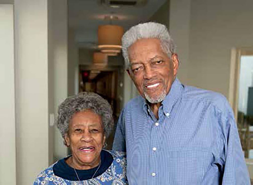 Drs. Jeanne Morris and Charles Morris