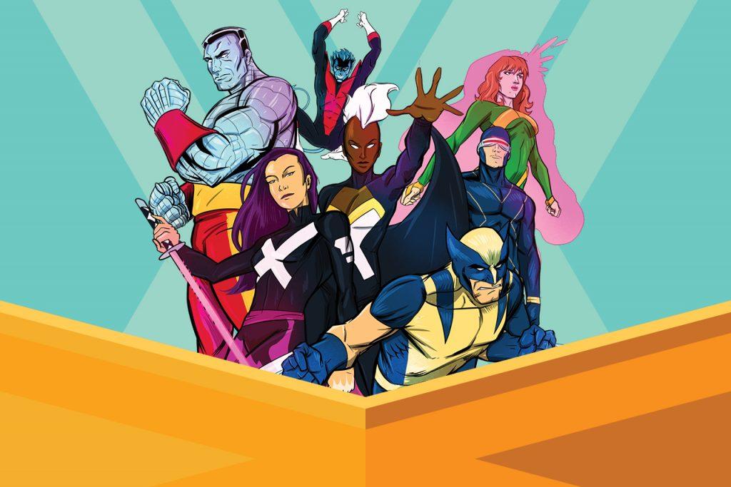 Art of the X-Men