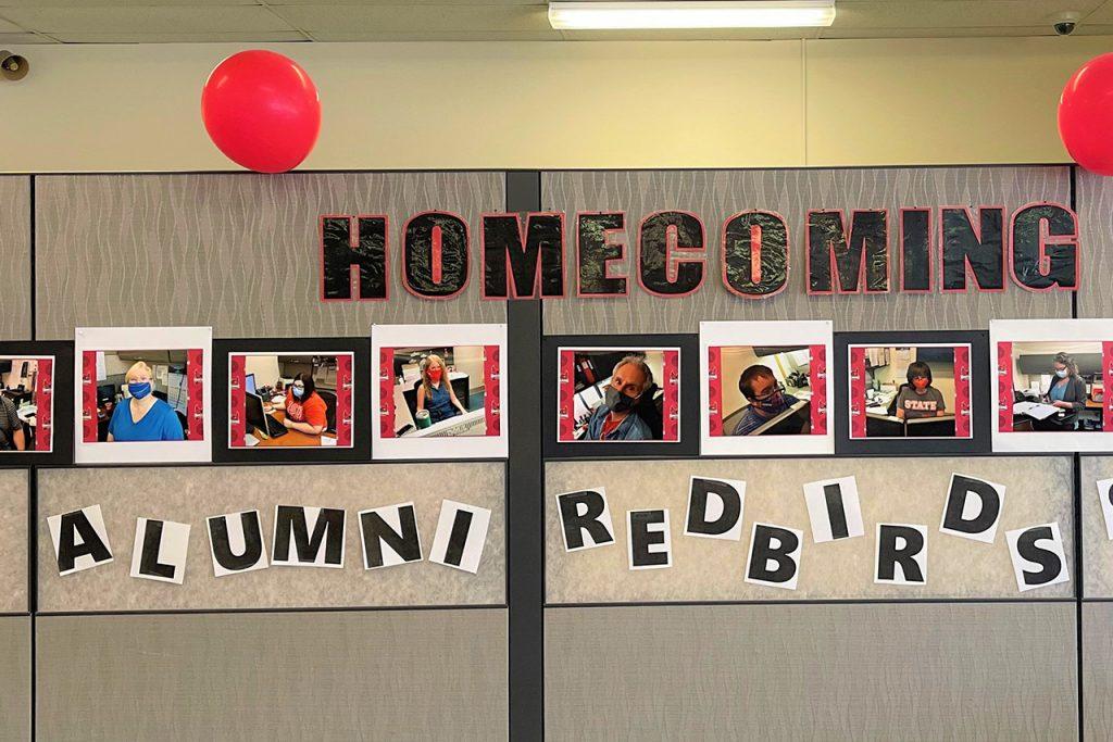 images of Redbird alumni