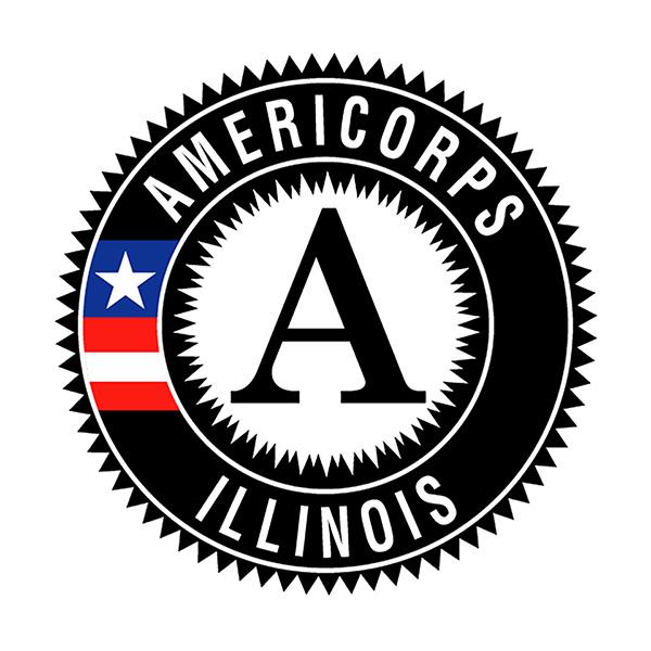 logo for AmeriCorps Illinois