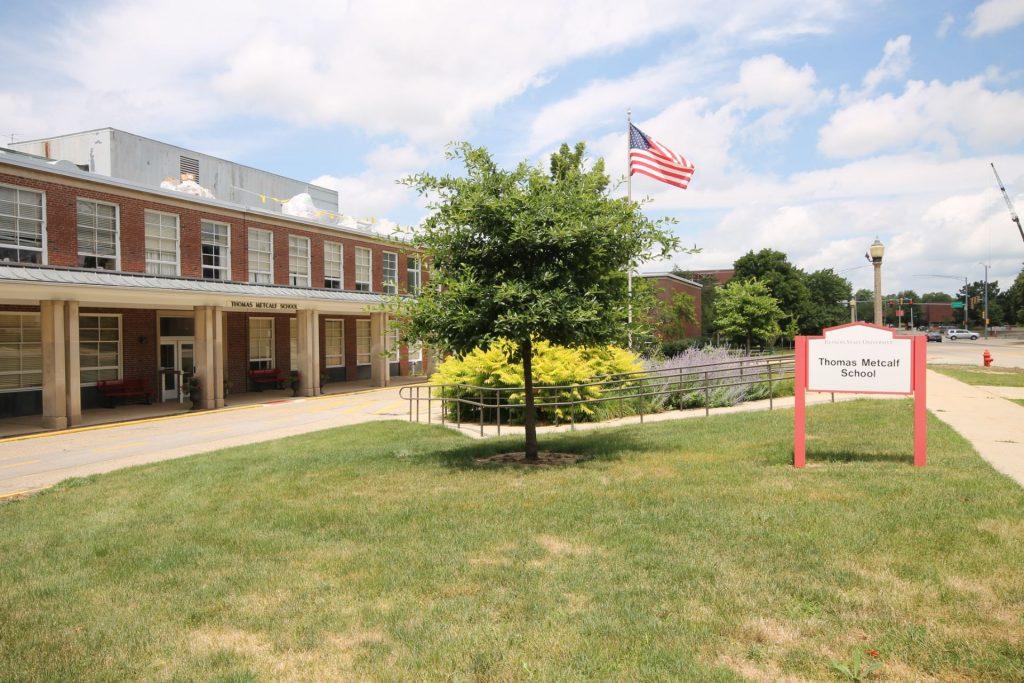 Metcalf Laboratory School