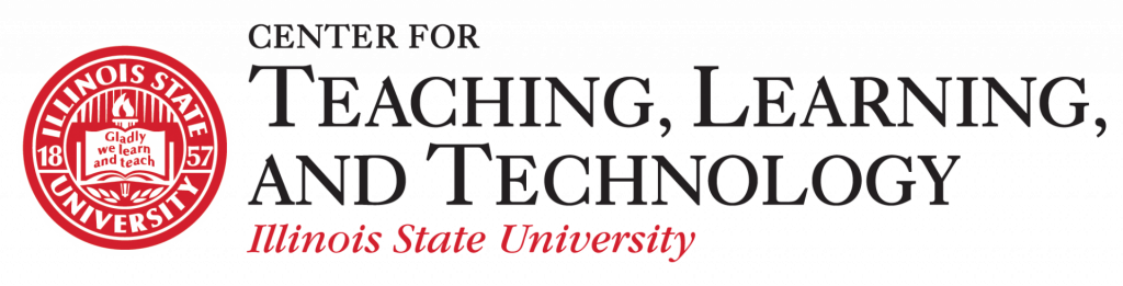 Center for Teaching, Learning, and Technology logo.