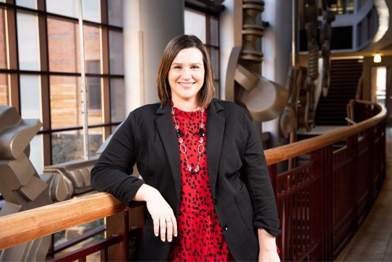 Jennifer Whitcomb, Academic Advisor